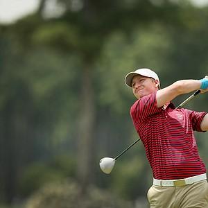 Jordan Niebrugge at the 2014 U.S. Amateur at the Atlanta Athletic Club.