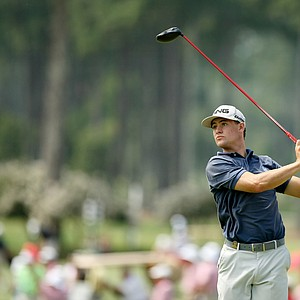 Taylor Moore during the 2014 U.S. Amateur at the Atlanta Athletic Club.