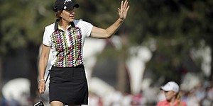 LPGA players salute Rochester for 38 years