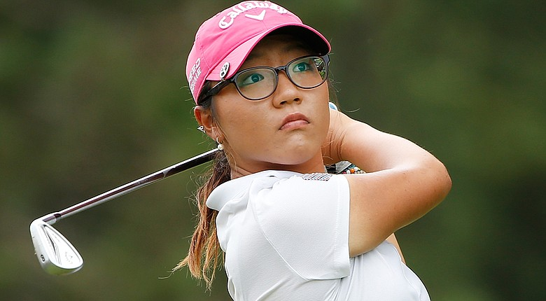 Lydia Ko, 17, inched closer to her first major title at the Wegmans LPGA Championship when she carded a 3-under 69 Friday to move into a tie for fourth and trail big-hitting Brittany Lincicome by four strokes.