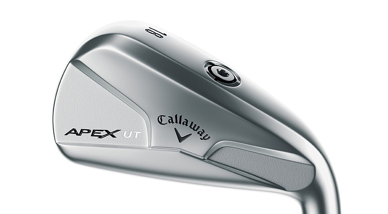 A forged face cup and low CG make the Callaway Apex UT Irons long-iron alternatives.