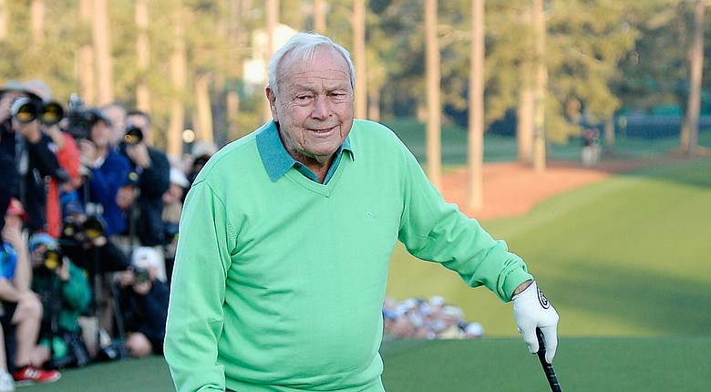 Arnold Palmer had successful pacemaker implant surgery Monday in Pittsburgh, according to his website.