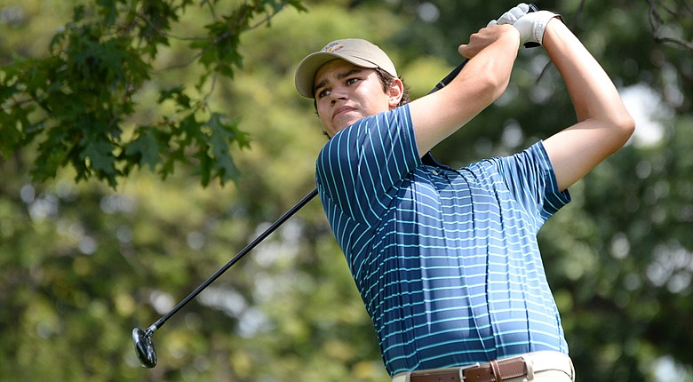 Beau Hossler will represent the United States at the World Amateur Team Championships.
