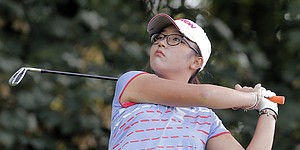 Canadian Pacific Women's Open: Tee times