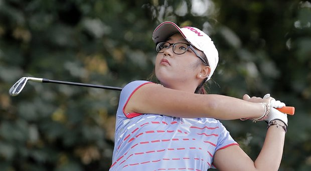 Lydia Ko has an afternoon tee time on Thursday at the Canadian Pacific Women's Open.