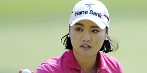 So Yeon Ryu leads by 4 at Canadian Pacific
