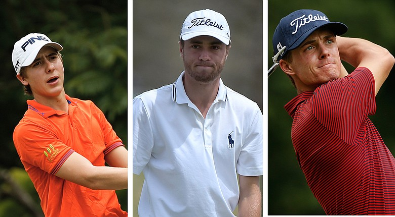 Carlos Ortiz, Justin Thomas and Blayne Barber were three of the 25 Web.com Tour players to earn PGA Tour cards for the 2014-15 season via the Web.com Tour money list.
