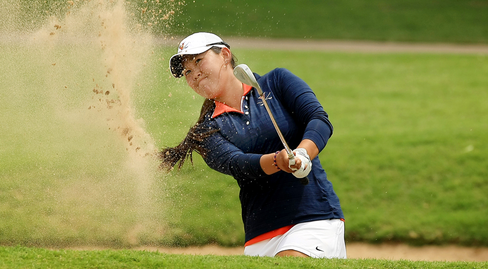 The Virginia Cavaliers rank No. 23 in Golfweek's countdown of the top women's college golf teams for fall 2014.