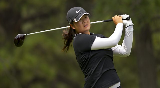 Angel Yin is one of three golfers selected to theU.S. World Junior Girls' Team Championship squad.