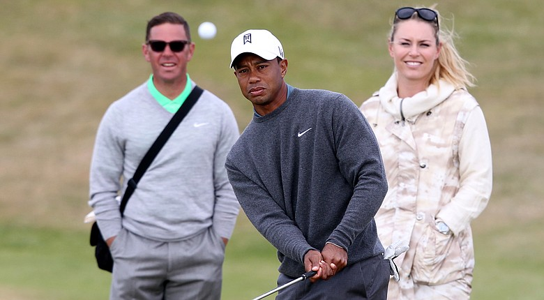 Tiger Woods and swing coach Sean Foley parted ways Monday.