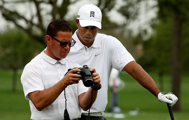 Tiger Woods and swing coach Sean Foley have parted ways.