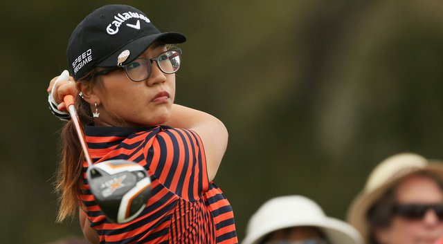 Lydia Ko will miss one week on the LPGA Tour after having a cyst on her wrist drained.