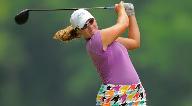 Marissa Steen won three Symetra Tour titles to graduate to the LPGA tour.