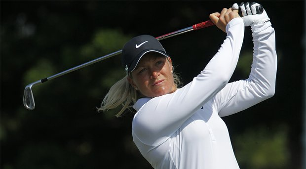 Suzann Pettersen is the defending champion at the Portland Classic.