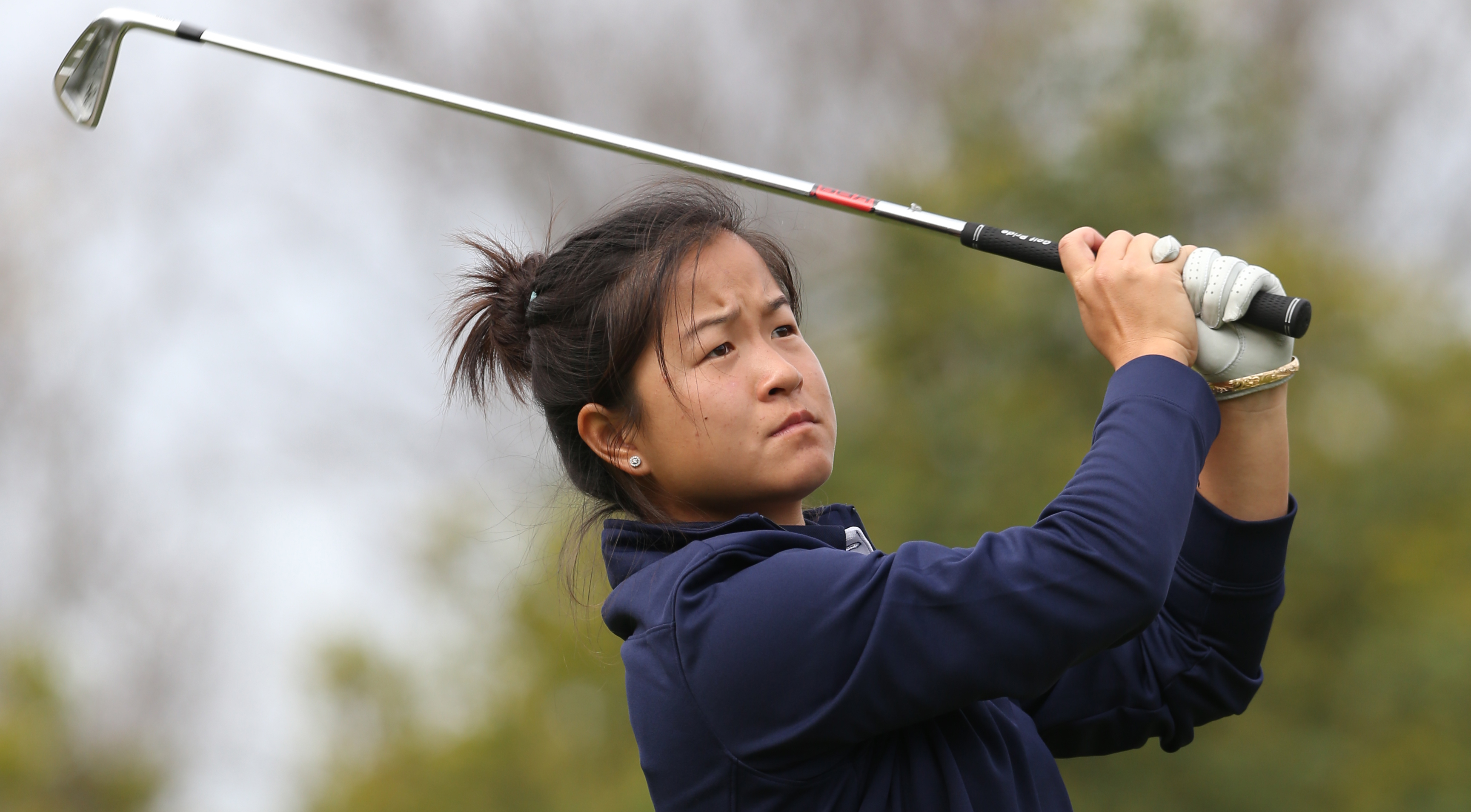 The Pepperdine Waves, led by Marissa Chow, rank No. 12 in Golfweek's countdown of the top women's college golf teams for fall 2014.