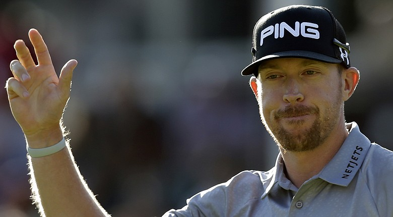 "Hunter Mahan called his victory at The Barclays ""poetic justice"" in the wake of his instructor Sean Foley's split with Tiger Woods."
