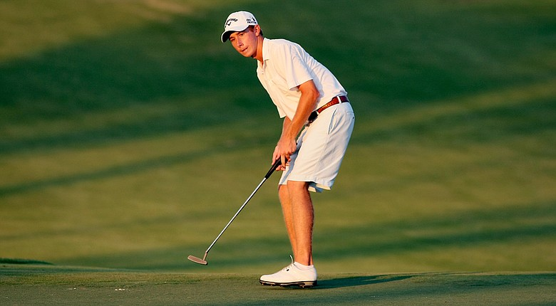 Lee McCoy and the Georgia Bulldogs hold the lead through two rounds at the Carmel Cup.