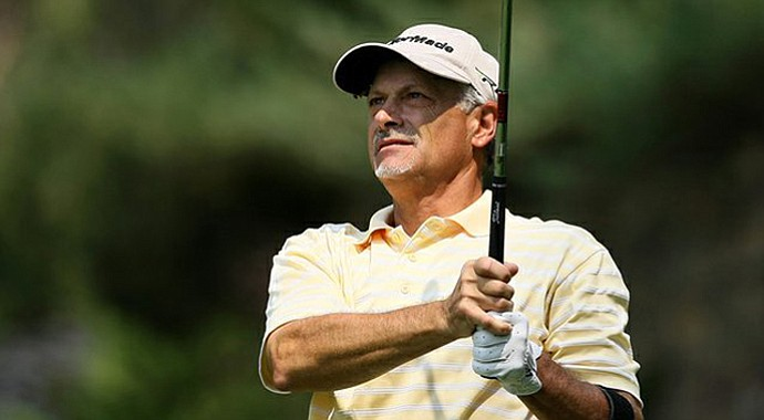 Reigning U.S. Senior Amateur champion Doug Hanzel won the 2014 Georgia Senior Championship.