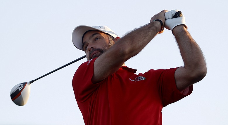 Hennie Otto leads by two shots after 54 holes of the European Tour's Italian Open.
