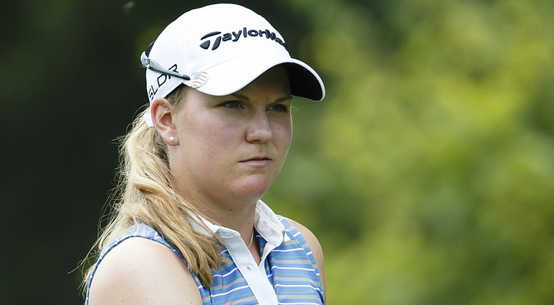 Austin Ernst won the LPGA's Portland Classic on Sunday at Columbia Edgewater Country Club.