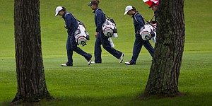 Tee times: Women's World Amateur Team