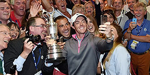 Selfies, social media use allowed at Ryder Cup