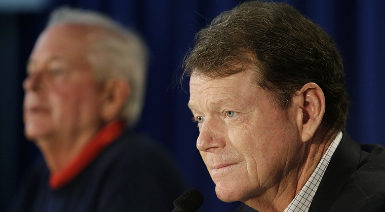 Tom Watson took as many as six players into consideration for his third captain's pick for Team USA.
