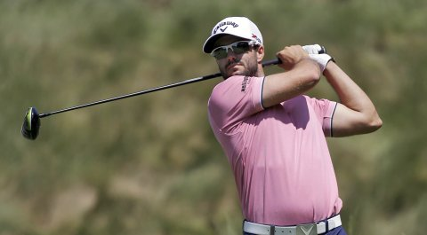 Adam Hadwin won the Chiquita Classic during the 2014 Web.com Tour Finals (shown here during the 2013 U.S. Open).