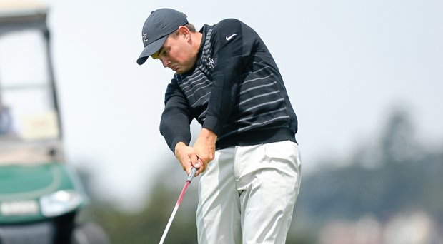 Vanderbilt senior Hunter Stewart took medalist honors at the season-opening Carmel Cup.