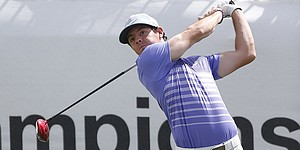 Tracker: McIlroy shares 1st-round lead at BMW