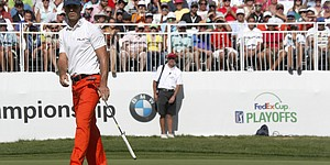 Winner's Style: Billy Horschel at BMW Championship