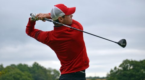 Jacksonville State's Tomasz Anderson shot a final-round 12-under 60 to win the 2014 Golfweek Program Challenge.
