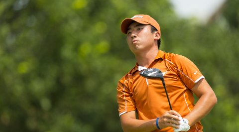 Doug Ghim will be one of three freshmen in the Texas lineup at the Olympia Fields/Fighting Illini Invitational.
