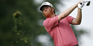 Fathauer in front at Web.com Tour Championship
