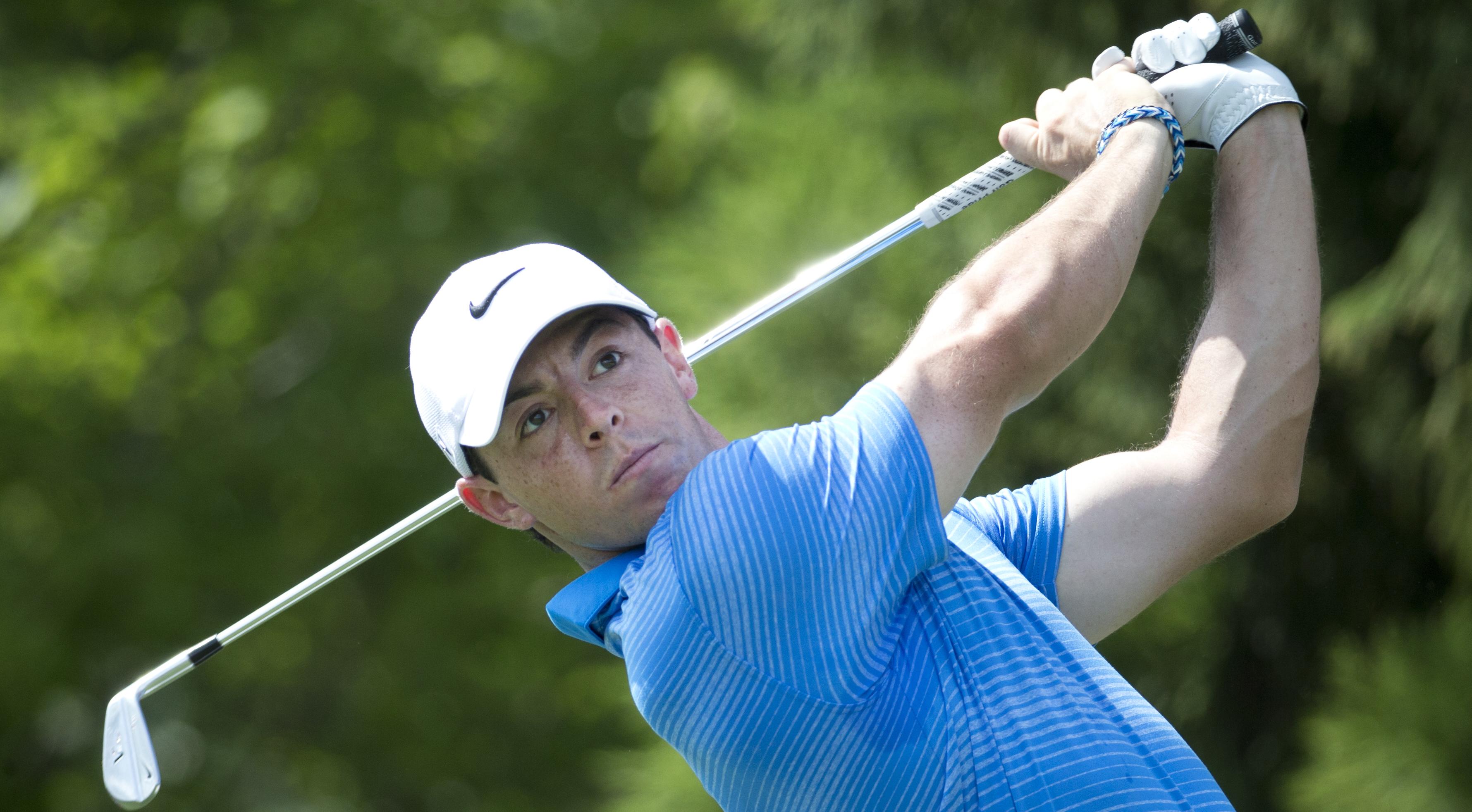 Rory Mcilroy Tour Championship