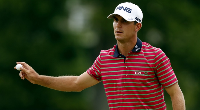 It wouldn't be accurate to say that Billy Horschel came from nowhere to win the 2013-14 FedEx Cup title, but he certainly started his rush into the winner's circle from the middle of the pack.