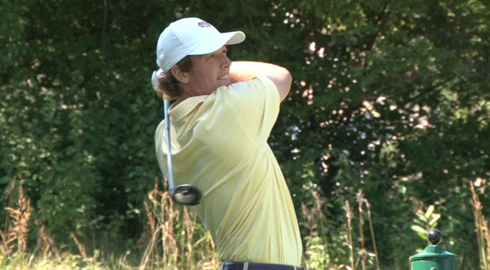 LSU senior Stewart Jolly has improved each year in college, flying under the radar despite playing against the likes of Justin Thomas and Jordan Spieth.