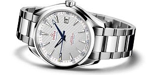 Omega introduces Ryder Cup-inspired watch