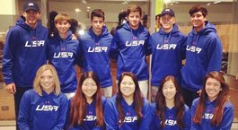 Junior Ryder Cup: U.S. team excited, confident
