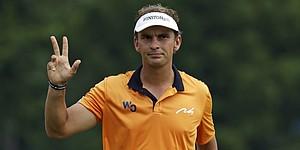 Joost Luiten takes lead at Wales Open