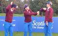 U.S. shows off  Junior Ryder Cup birdie dance