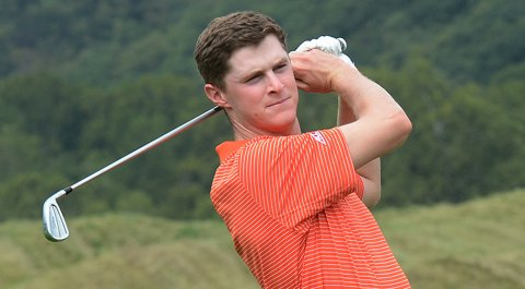Virginia Tech junior Maclain Huge posted his best collegiate finish to date with a runner-up showing at the VCU Shootout.