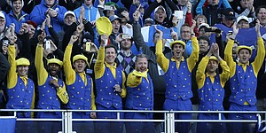 Saturday's recap: Europe extends Ryder Cup lead