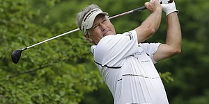 John Cook leads First Tee Open