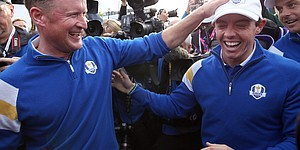 PHOTOS: Top Ryder Cup moments, 2014 & history
