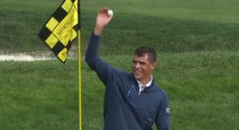 Meyers on Pebble Beach albatross: 'Shot of my life'