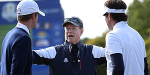 Report: U.S. meeting at Ryder Cup turned ugly