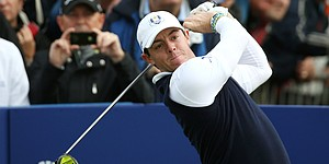 McIlroy goes low at Dunhill Links; Wilson leads