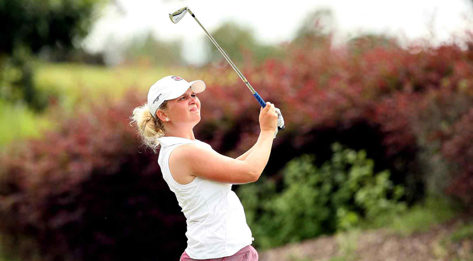 Eyebrows were raised when Nanna Madsen recently left the University of South Carolina halfway through her freshman year to try to earn a Ladies European Tour card.