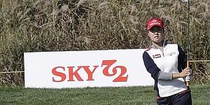 Kang leads LPGA's KEB-HanaBank Championship